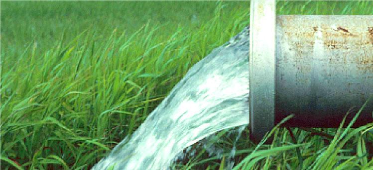 dépollution des eaux de rejet