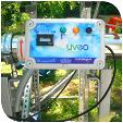 traitement biocide par lampe UV